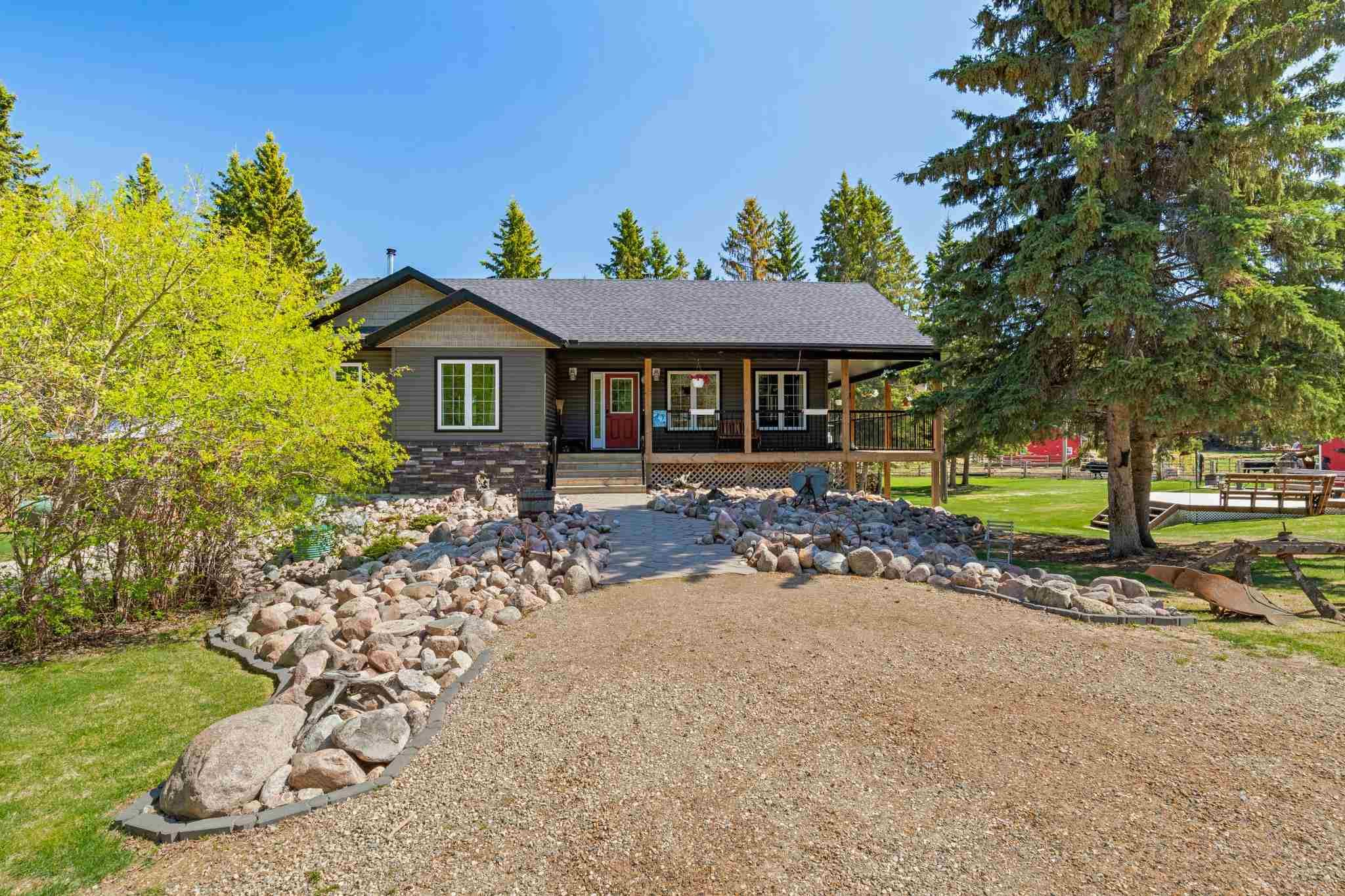 Main Photo: 61427 Rge Rd 422: Rural Bonnyville M.D. House for sale : MLS®# E4246903