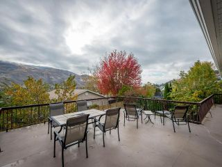 Photo 16: 965 PUHALLO DRIVE in Kamloops: Westsyde House for sale : MLS®# 164543