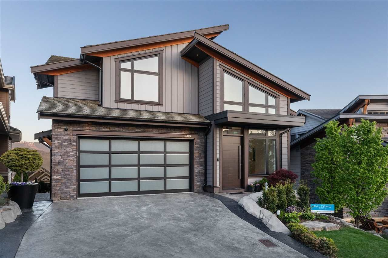 Main Photo: 2688 MAHOGANY Drive in Abbotsford: Abbotsford East House for sale : MLS®# R2453936