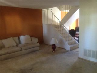 Photo 2: EL CAJON Townhouse for sale : 3 bedrooms : 807 S Mollison Avenue #12