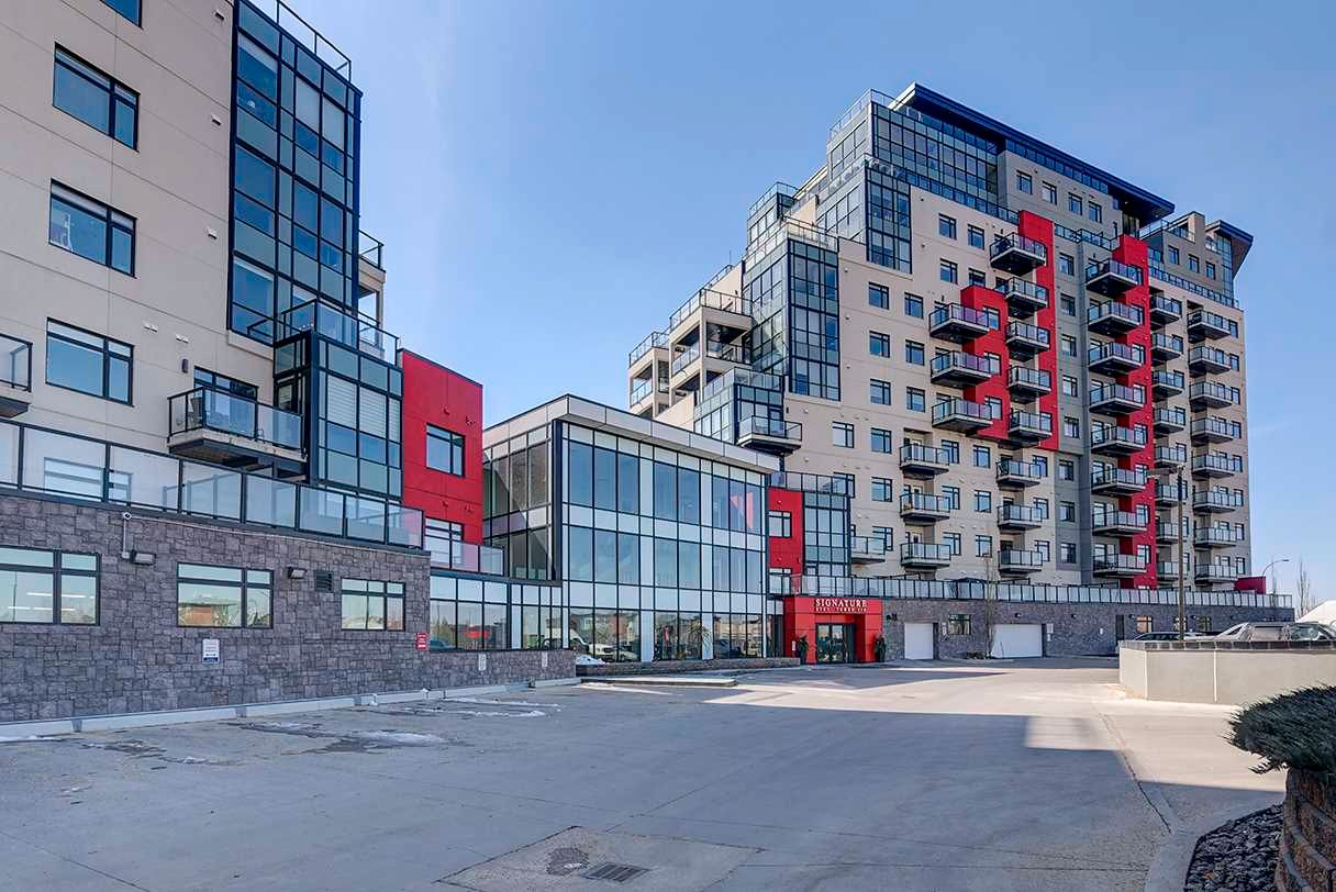 Main Photo: 721 5151 WINDERMERE Boulevard in Edmonton: Zone 56 Condo for sale : MLS®# E4238149