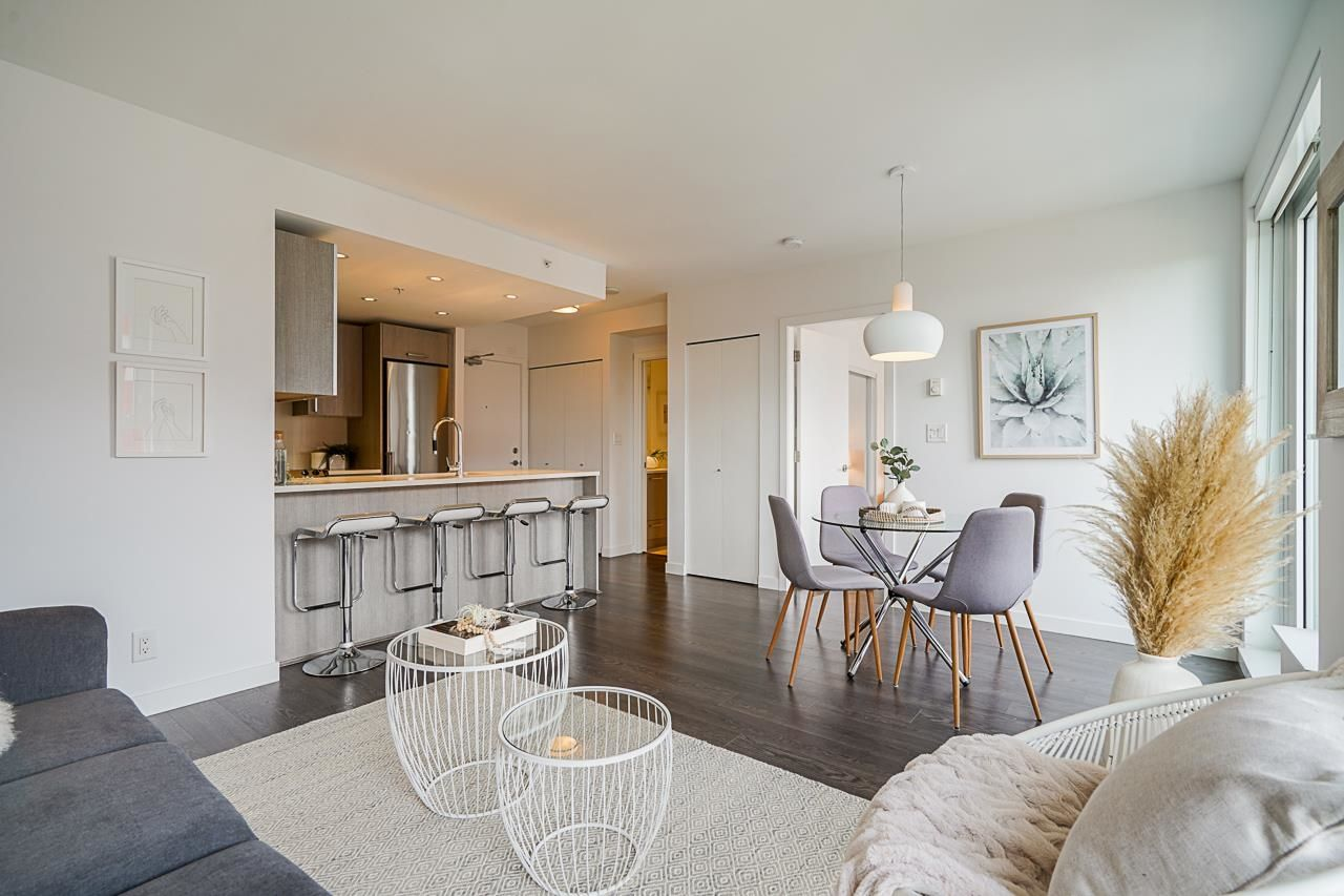 """Main Photo: 1005 933 E HASTINGS Street in Vancouver: Strathcona Condo for sale in """"Strathcona Village"""" (Vancouver East)  : MLS®# R2619014"""