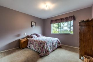 """Photo 12: 35 181 RAVINE Drive in Port Moody: Heritage Mountain Townhouse for sale in """"Viewpoint"""" : MLS®# R2355428"""