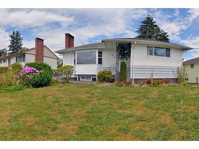 Main Photo: 32957 12TH AV in Mission: Mission BC House for sale : MLS®# F1417978