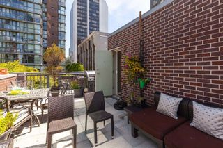 """Photo 26: 883 HELMCKEN Street in Vancouver: Downtown VW Townhouse for sale in """"The Canadian"""" (Vancouver West)  : MLS®# R2594819"""