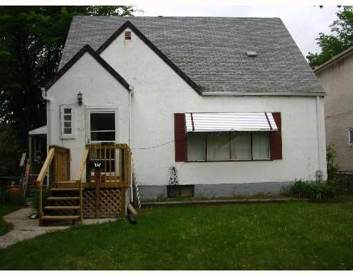 Main Photo: 258 COLLEGIATE Street in WINNIPEG: St James Single Family Detached for sale (West Winnipeg)  : MLS®# 2708813