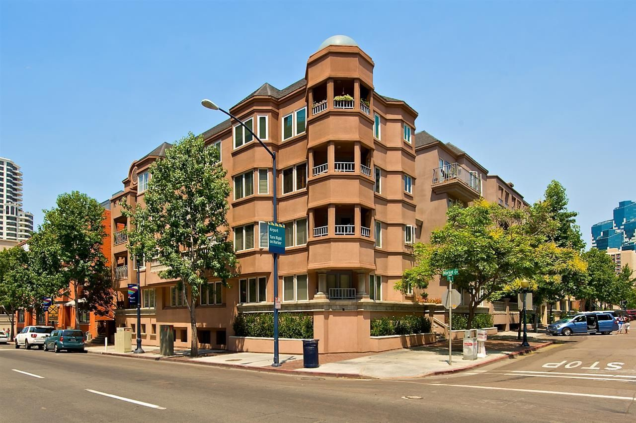 Main Photo: DOWNTOWN Condo for sale : 1 bedrooms : 620 State Street #214 in San Diego