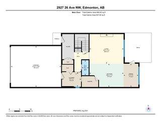 Photo 30: 2927 26 Ave NW in Edmonton: House for sale