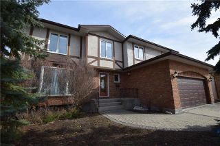 Photo 1: 124 Kirkbridge Drive in Winnipeg: Richmond West Residential for sale (1S)  : MLS®# 1909202