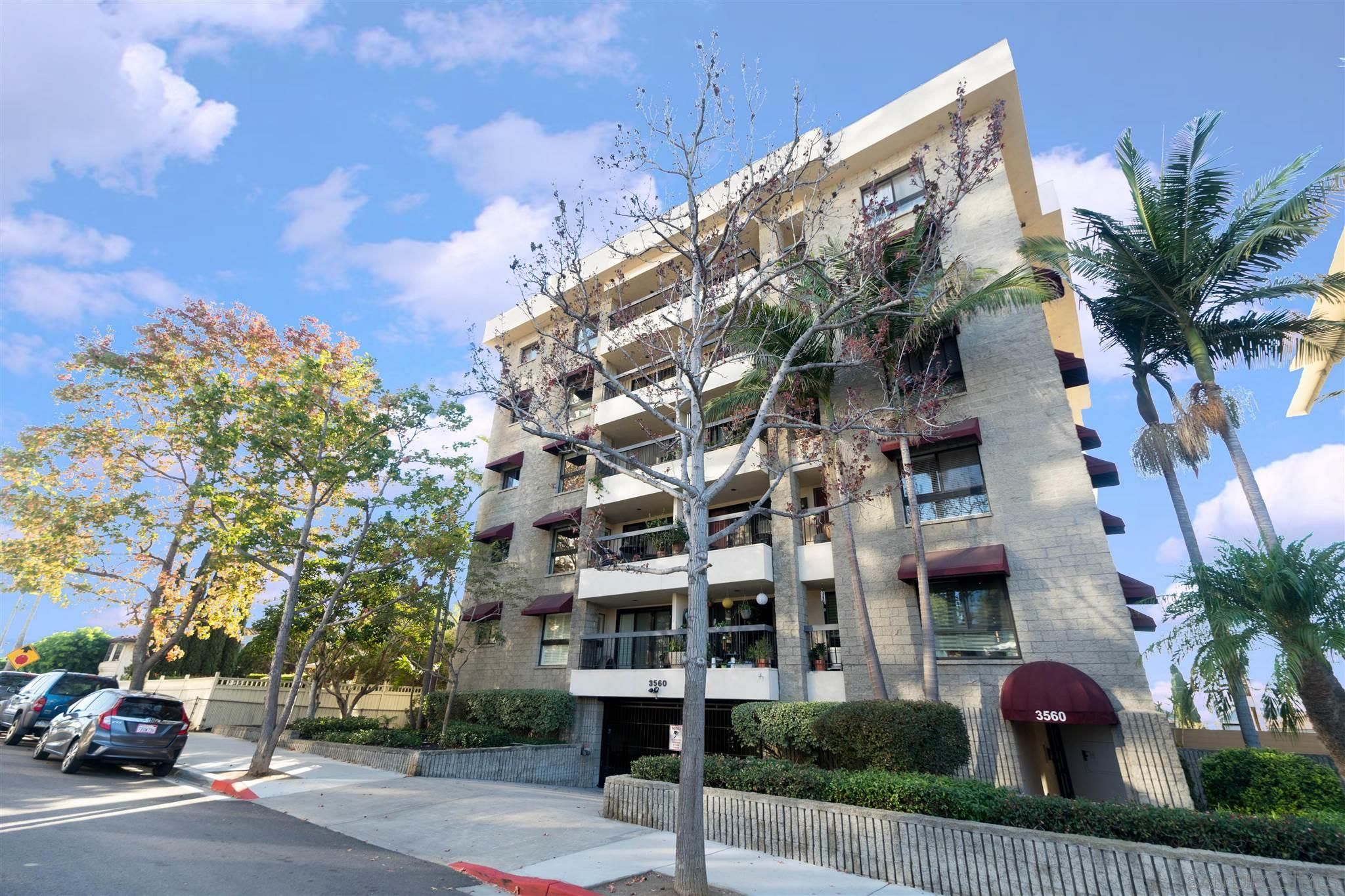 Main Photo: Condo for sale : 2 bedrooms : 3560 1St Ave #1 in San Diego
