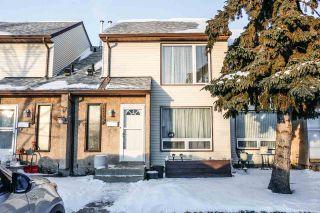 Photo 1: 14745 25 Street in Edmonton: Zone 35 Townhouse for sale : MLS®# E4227703