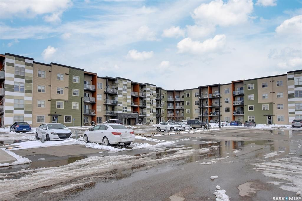 Main Photo: 1316 5500 Mitchinson Way in Regina: Harbour Landing Residential for sale : MLS®# SK850306