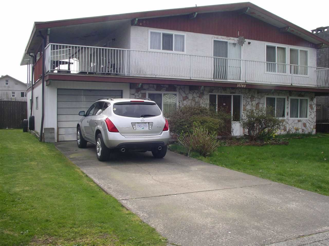 Main Photo: 10740 ANAHIM Drive in Richmond: McNair House for sale : MLS®# R2047558