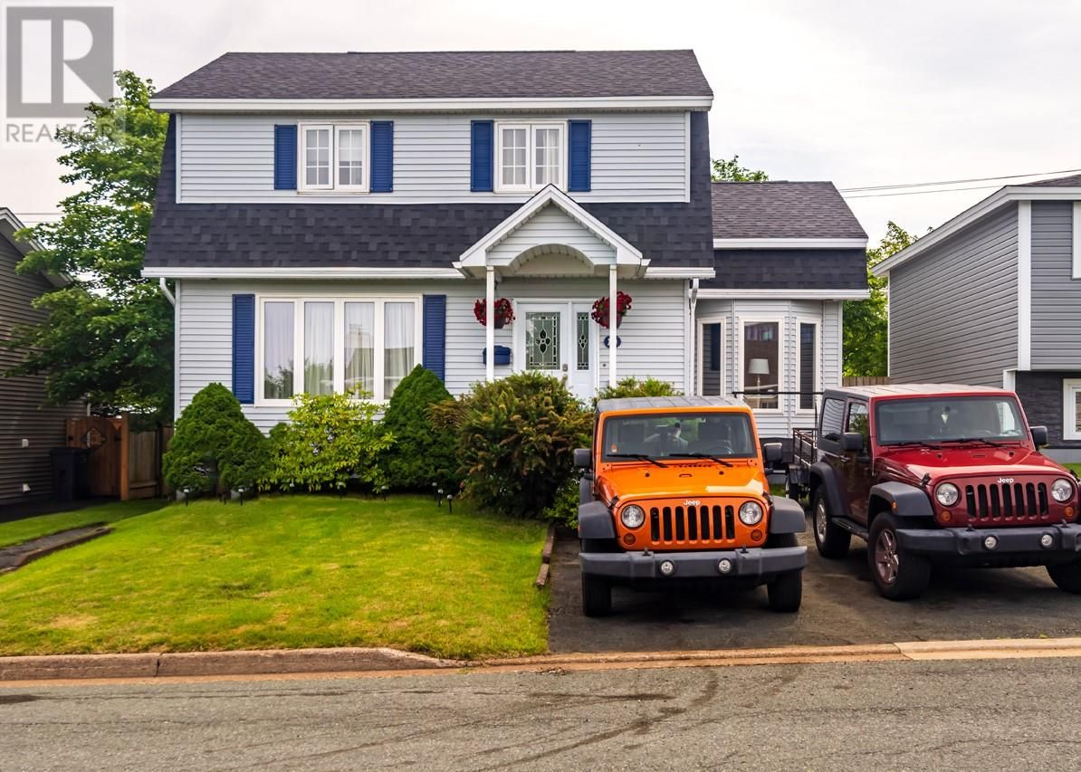 Main Photo: 10 Benson Place in Mount Pearl: House for sale : MLS®# 1234394