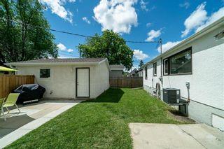 Photo 32: 54 FERNWOOD Avenue in Winnipeg: St Vital Residential for sale (2D)  : MLS®# 202115157