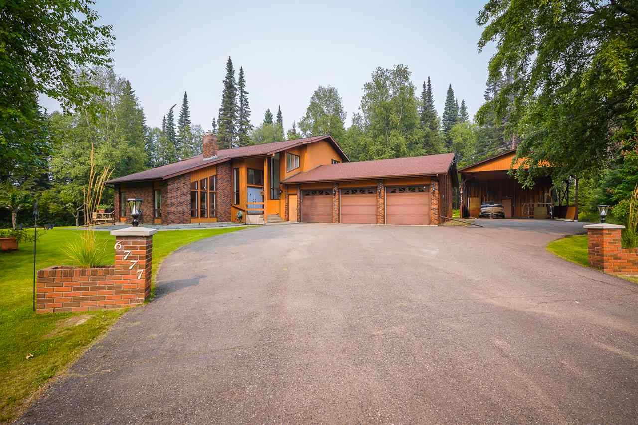 """Main Photo: 6777 BUTTE Place in Prince George: Valleyview House for sale in """"Valleyview"""" (PG City North (Zone 73))  : MLS®# R2398785"""