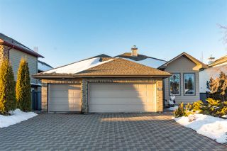 Main Photo: 540 BYRNE Crescent in Edmonton: Zone 55 House for sale : MLS®# E4222977