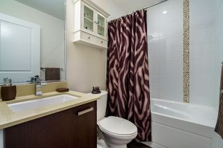 """Photo 14: 106 3382 VIEWMOUNT Drive in Port Moody: Port Moody Centre Townhouse for sale in """"LILLIUM VILAS"""" : MLS®# R2609444"""