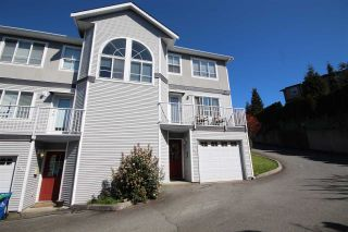 """Main Photo: 115 22950 116 Avenue in Maple Ridge: East Central Townhouse for sale in """"BAKERVIEW TERRACE"""" : MLS®# R2564828"""