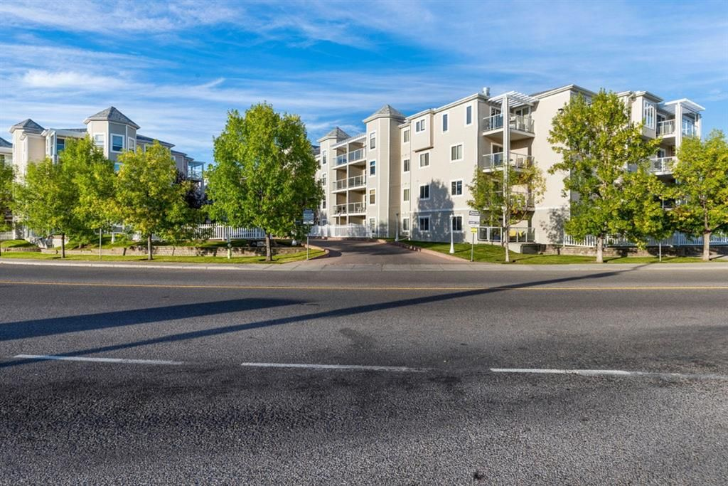 Main Photo: 108 290 Shawville Way SE in Calgary: Shawnessy Apartment for sale : MLS®# A1145069