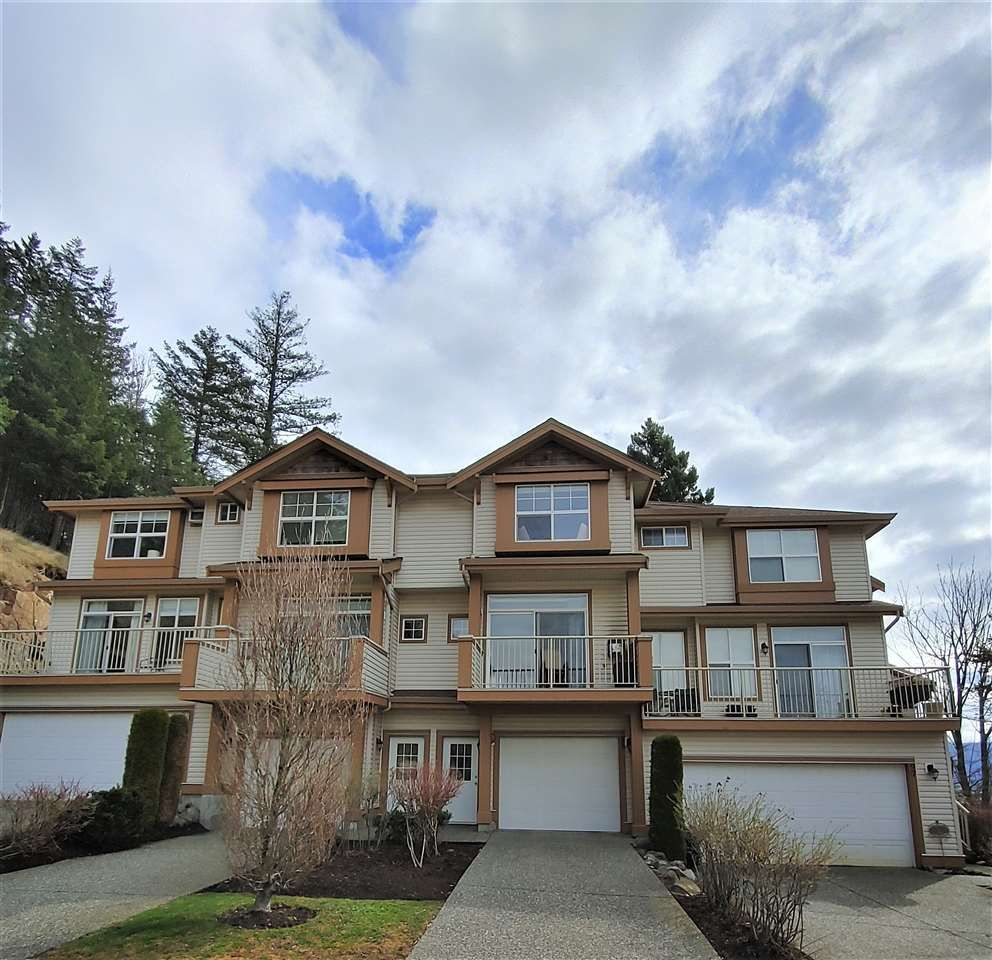 "Main Photo: 95 35287 OLD YALE Road in Abbotsford: Abbotsford East Townhouse for sale in ""The Falls"" : MLS®# R2555257"
