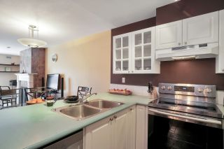 """Photo 2: 203 15110 108 Avenue in Surrey: Guildford Condo for sale in """"River Pointe"""" (North Surrey)  : MLS®# R2562535"""