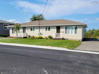 Photo 2: 16/18 Bower Street in Glace Bay: 203-Glace Bay Multi-Family for sale (Cape Breton)  : MLS®# 202123626
