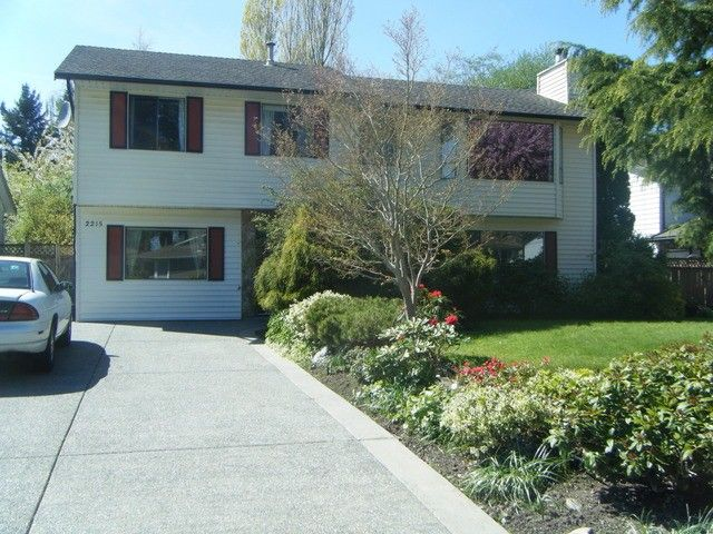 Main Photo: 2215 153RD Street in Surrey: King George Corridor House for sale (South Surrey White Rock)  : MLS®# F1307523