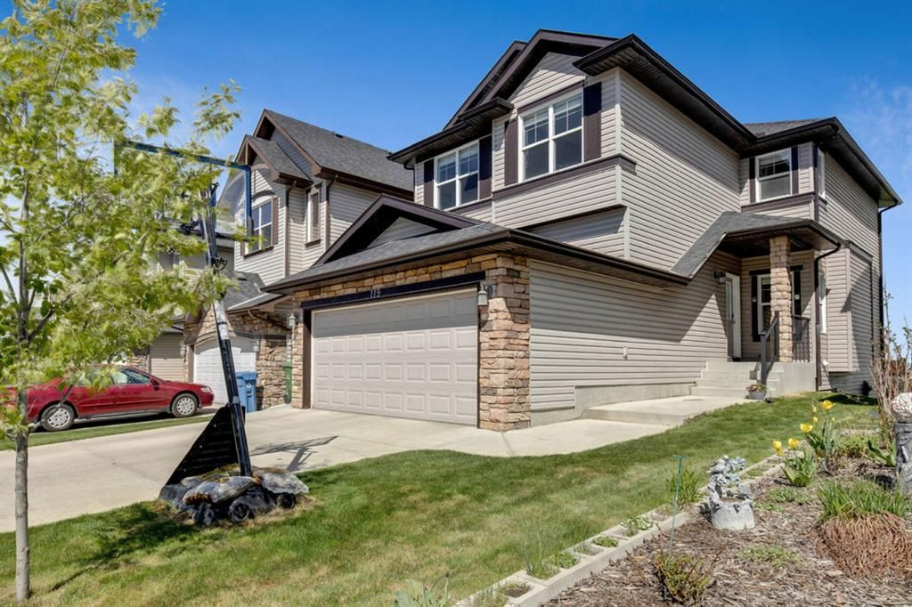 Beautiful location backing onto a green space