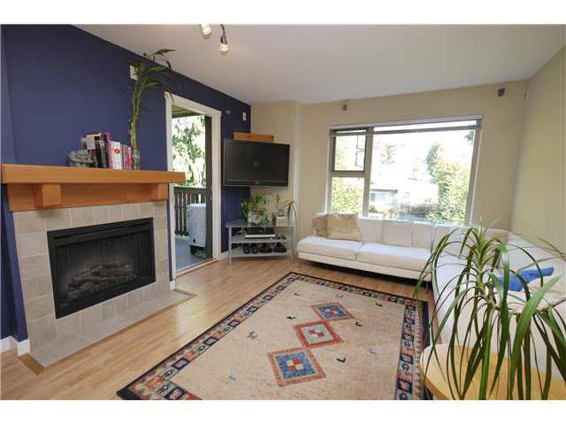 Main Photo: 317 808 Sangster Place in New Westminster: The Heights NW Condo for sale : MLS®# V1130787