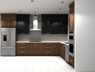 Photo 4:  in Edmonton: Zone 15 House Half Duplex for sale : MLS®# E4244576