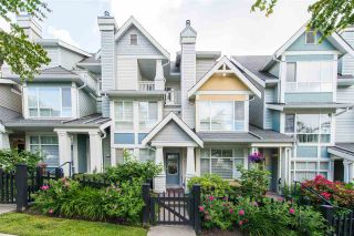 Photo 1: 7478 MAGNOLIA Terrace in Burnaby: Highgate Townhouse for sale (Burnaby South)  : MLS®# R2391677