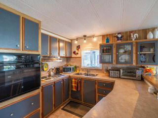 Photo 9: 68 1655 ORD ROAD in Kamloops: Brocklehurst Manufactured Home/Prefab for sale : MLS®# 159093