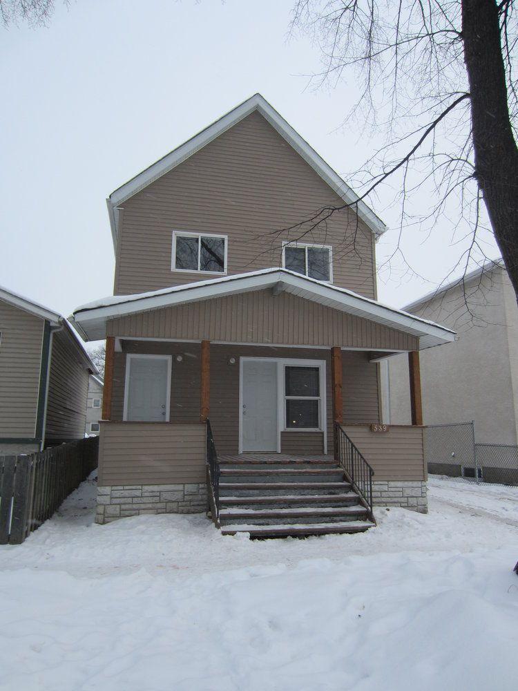 Main Photo:  in Winnipeg: Duplex for sale
