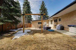 Photo 44: 9011 142 Street in Edmonton: Zone 10 House for sale : MLS®# E4238429