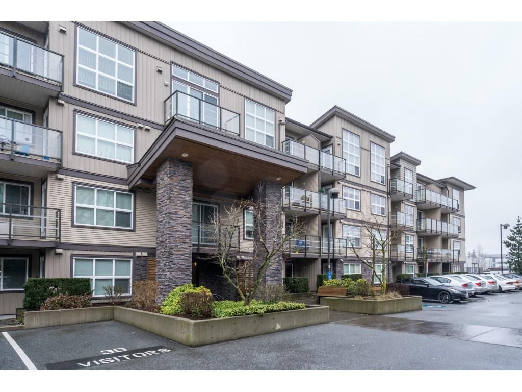 Main Photo: 318 30525 CARDINAL Avenue in Abbotsford: Abbotsford West Condo for sale : MLS®# R2545122