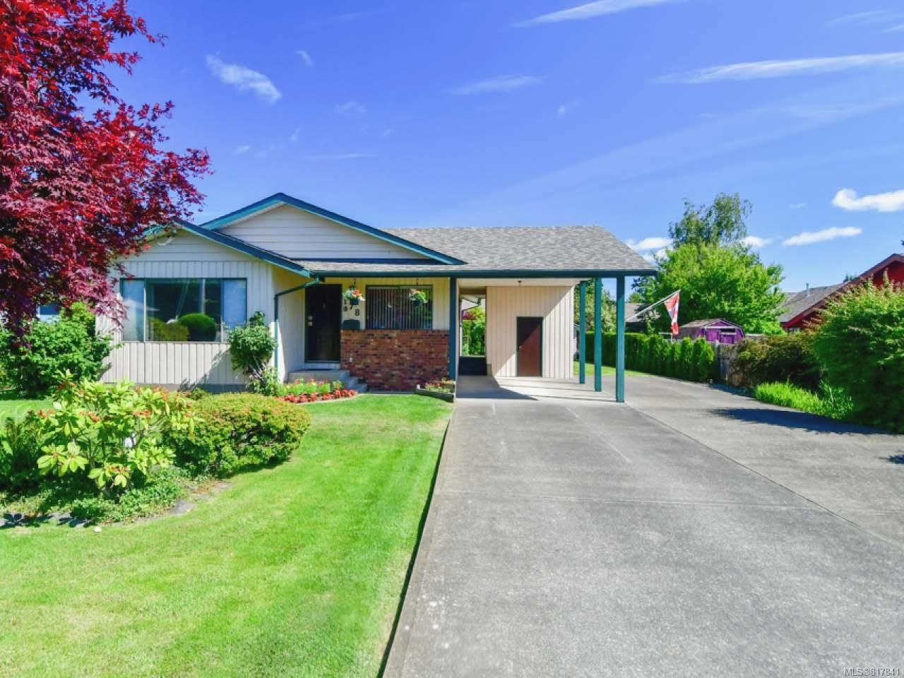 Main Photo: 178 Dahl Rd in CAMPBELL RIVER: CR Willow Point House for sale (Campbell River)  : MLS®# 817841