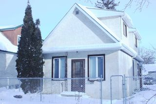 Photo 1: 1275 Manitoba Avenue in Winnipeg: North End Single Family Detached for sale (North West Winnipeg)  : MLS®# 1601403