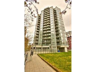 """Photo 2: 1509 1212 HOWE Street in Vancouver: Downtown VW Condo for sale in """"1212 HOWE by WALL FINANCIAL"""" (Vancouver West)  : MLS®# R2052065"""