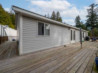 Photo 29: 4904 HOTEL LAKE Road in Pender Harbour: Pender Harbour Egmont Manufactured Home for sale (Sunshine Coast)  : MLS®# R2539705