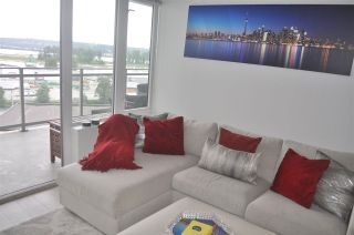 """Photo 2: 708 200 NELSON'S Crescent in New Westminster: Sapperton Condo for sale in """"THE SAPPERTON"""" : MLS®# R2473806"""