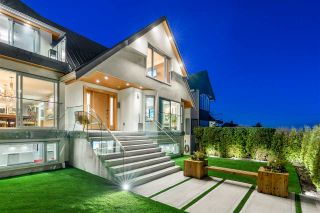 Main Photo: 1388 21ST Street in West Vancouver: Ambleside House for sale : MLS®# R2547202
