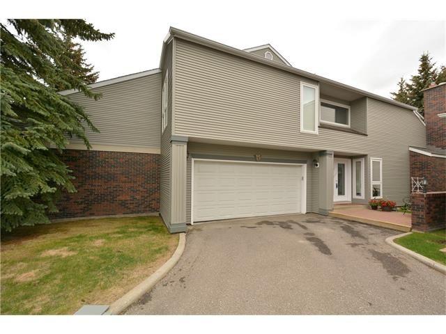 Main Photo: #15 275 WOODRIDGE DR SW in Calgary: Woodlands House for sale : MLS®# C4088684