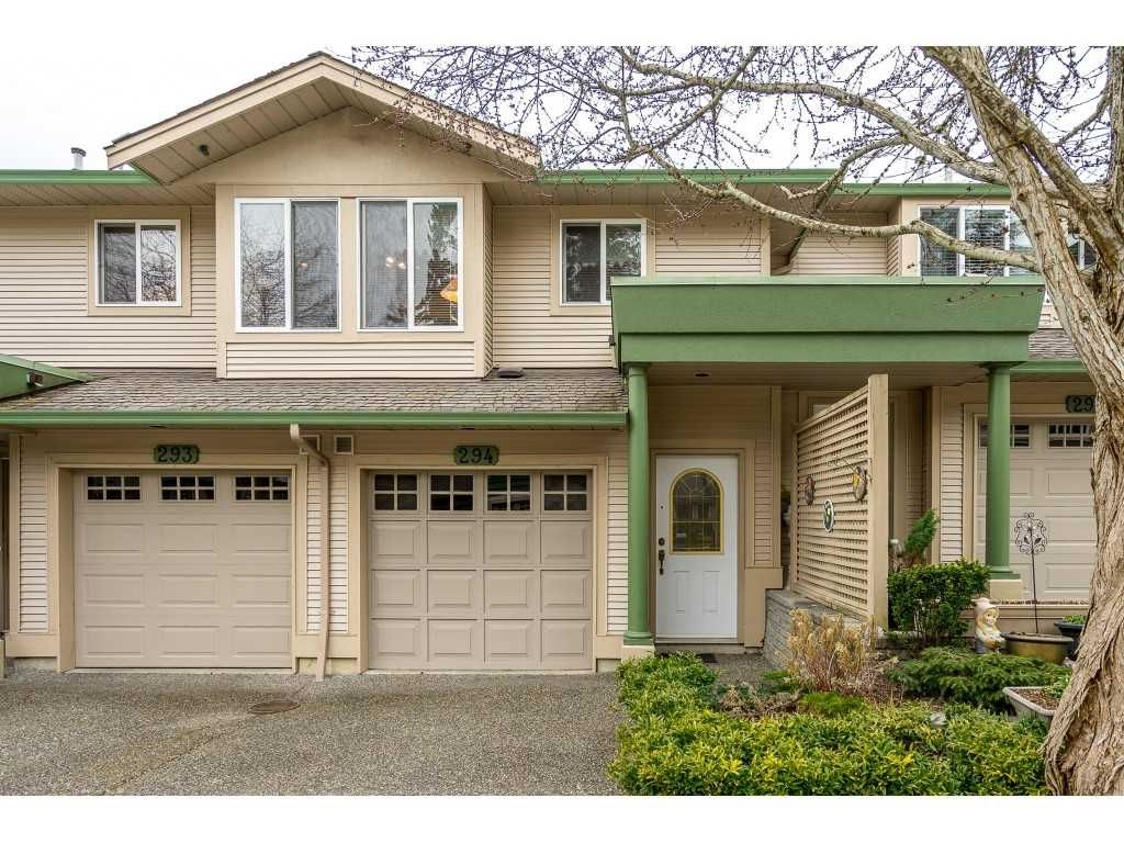 "Main Photo: 294 13888 70 Avenue in Surrey: East Newton Townhouse  in ""CHELSEA GARDENS"" : MLS®# R2392489"