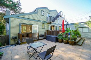 """Photo 24: 150 KOOTENAY Street in Vancouver: Hastings Sunrise House for sale in """"VANCOUVER HEIGHTS"""" (Vancouver East)  : MLS®# R2480770"""