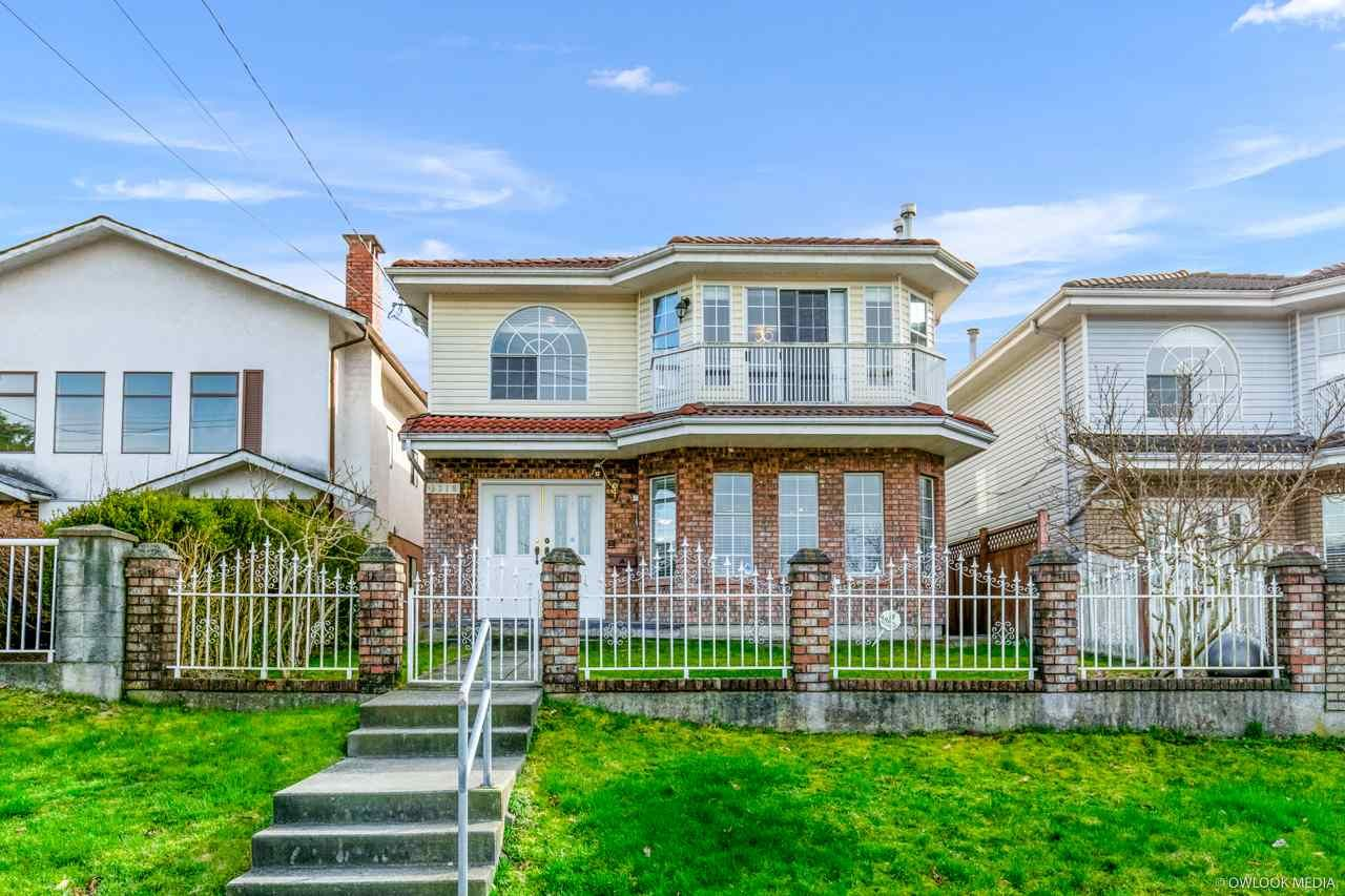 Main Photo: 5318 DOMINION ST in BURNABY: Central BN House for sale (Burnaby North)  : MLS®# R2550303