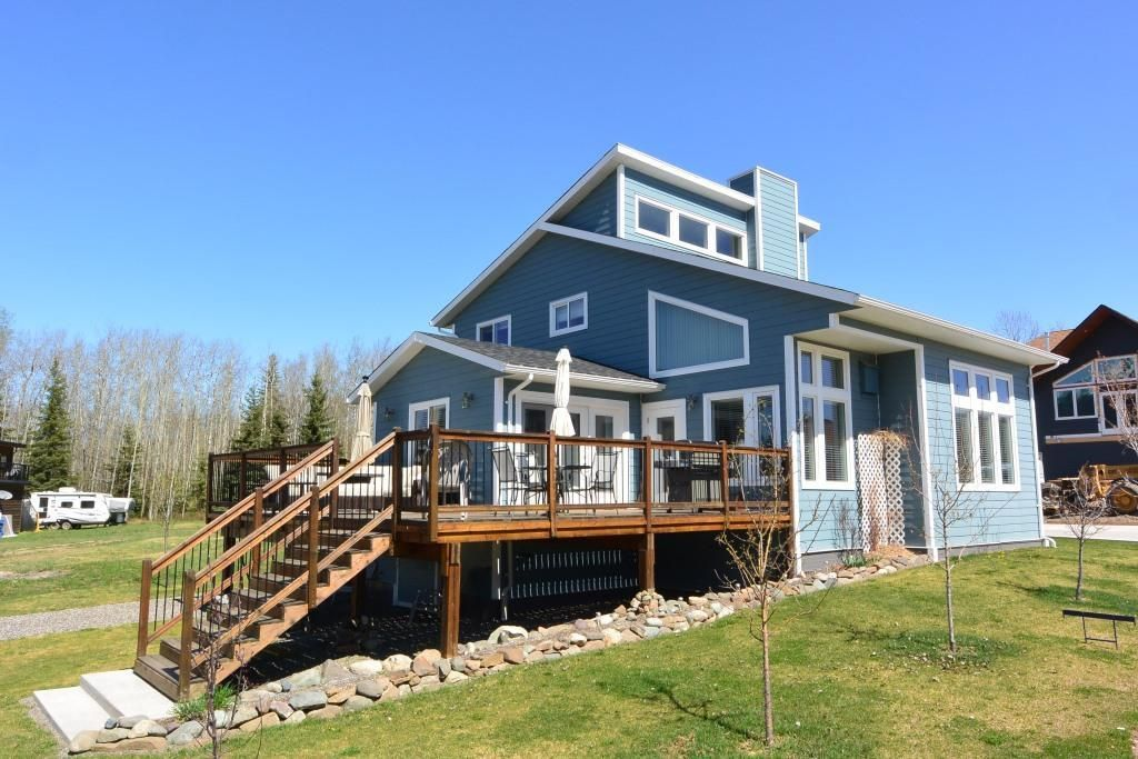 Main Photo: Lake Kathlyn Home | 9 Starliter Way Smithers