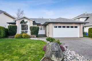 "Photo 1: 5659 VILLA ROSA Place in Chilliwack: Vedder S Watson-Promontory House for sale in ""Monte Vista"" (Sardis)  : MLS®# R2442508"