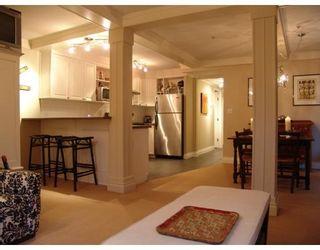 Photo 5: # 105 2036 YORK AV in Vancouver: Condo for sale : MLS®# V690944