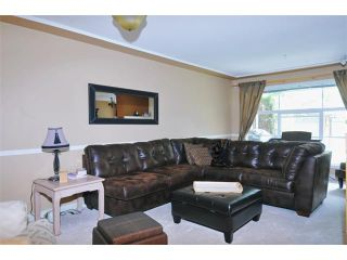 Photo 4: 15 758 RIVERSIDE Drive in Port Coquitlam: Riverwood Townhouse for sale : MLS®# V887026